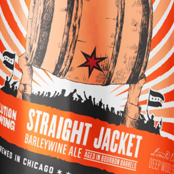 Straight Jacket   Revolution Brewing