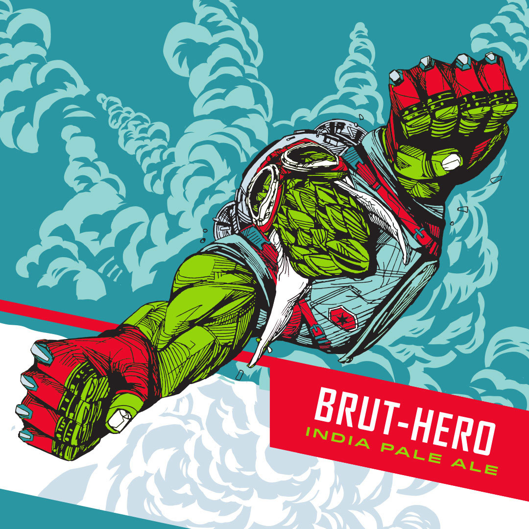 New beer release: Revolution Brut Hero